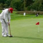 golf sledge putt 2018