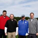 golf winning team 2018